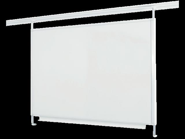 Whiteboard legaline dynamic 100x200cm magnetisch emaille