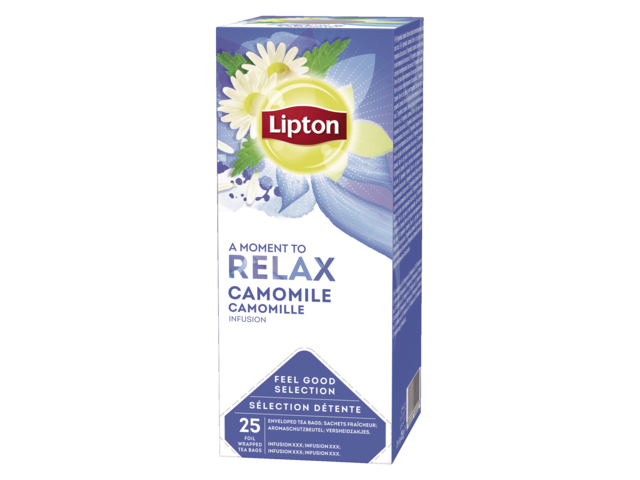 THEE LIPTON RELAX KAMILLE 1.5GR