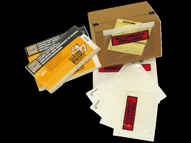 Paklijstenvelop cleverpack zelfklevend blanco din-c6 100st