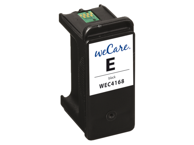 Inkcartridge wecare epson t017401 zwart
