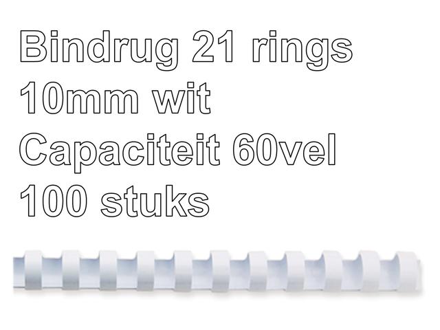Fellowes bindruggen 21-rings