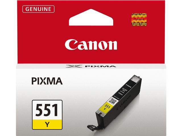 Canon inkjetprintersupplies CLI500 serie