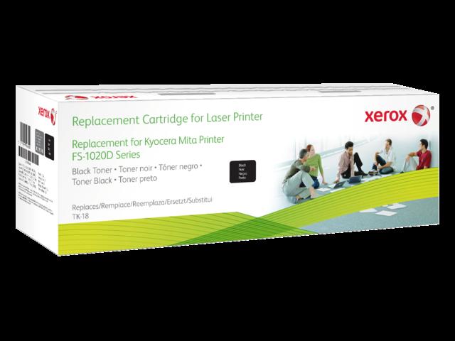 Tonercartridge xerox 003r99745 kyocera tk-18 zwart