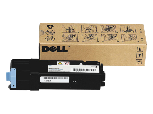 TONERCARTRIDGE DELL 593-11040 3K ZWART