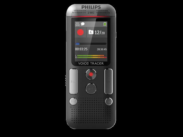 Digital voice recorder philips dvt 2500