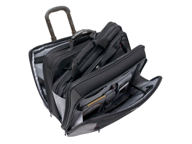Laptop trolley wenger potomac 17inch zwart