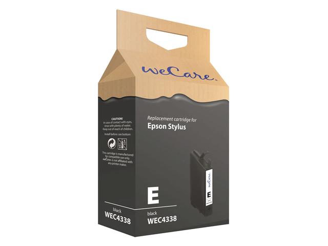 Inkcartridge wecare epson t061140 zwart
