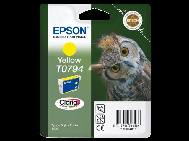 Epson inkjetprintersupplies T06-T07