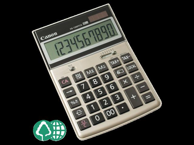 Canon rekenmachine HS-1200TCG
