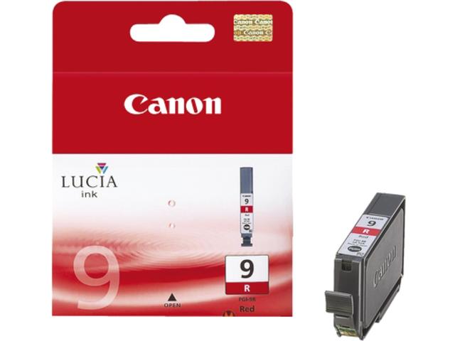 Inkcartridge canon pgi-9r red