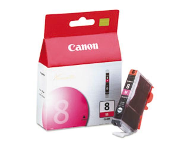Inkcartridge canon cli-8m rood