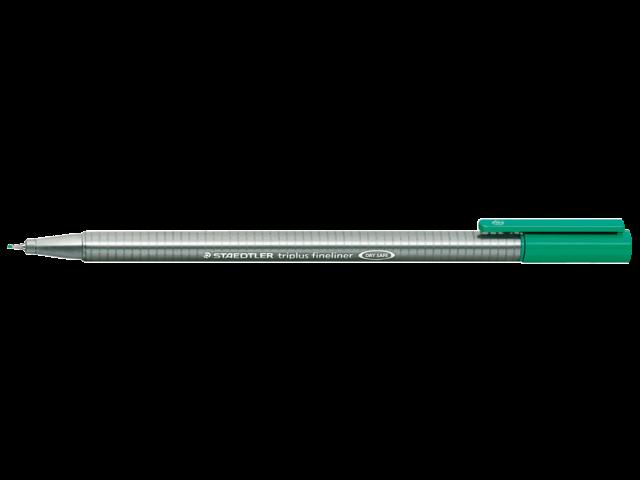 Fineliner staedtler triplus 334 groen 0.3mm