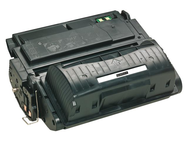 Tonercartridge quantore hp q5942x 42x zwart