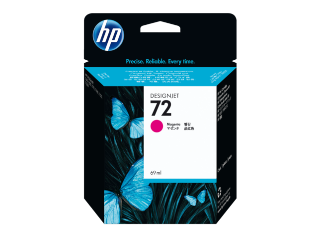 Inkcartridge hp c9399a 72 rood