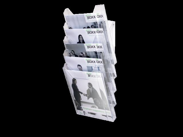 Folderhouder durable 8586 combiboxx 5xa4
