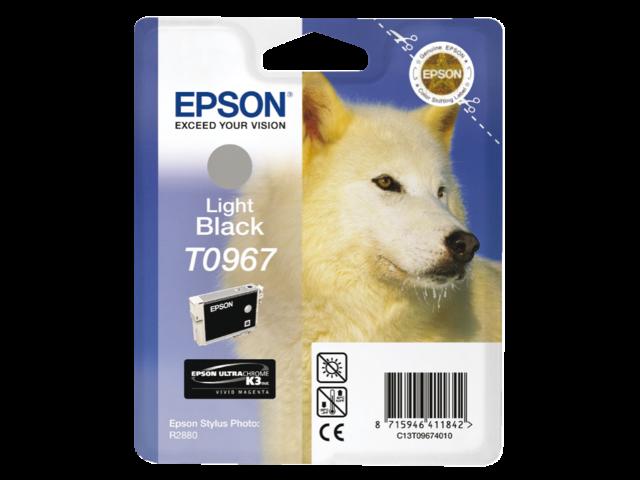 Inkcartridge epson t096740 lichtzwart