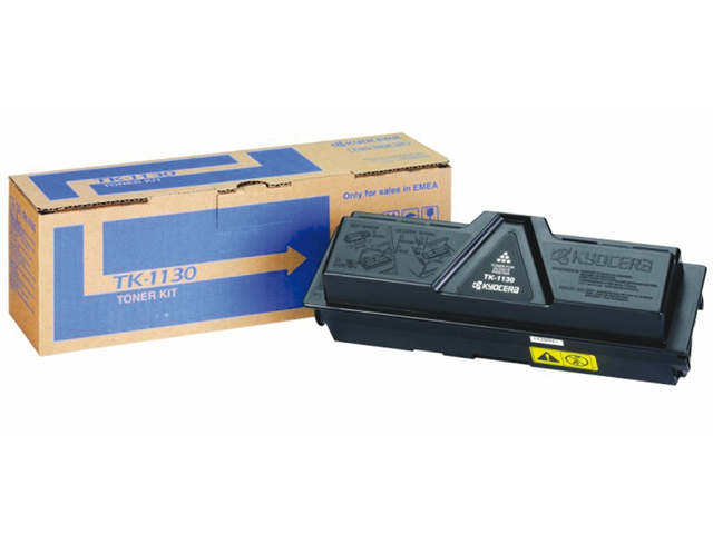 Toner kyocera tk-1130 zwart