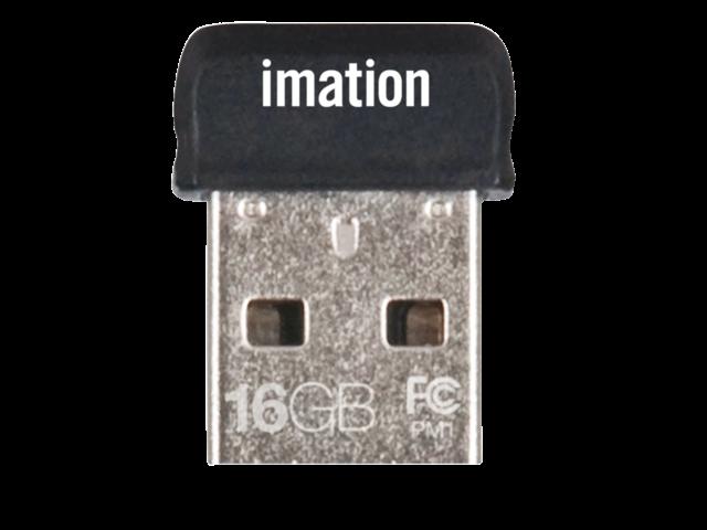 Photo: USB-STICK IMATION FD MICRO ATOM 16GB 2.0