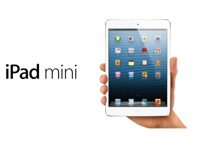 Ipad mini apple 32gb wifi zwart