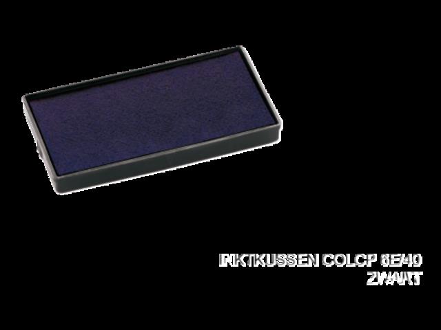 Stempelkussen colop 6e/40 blauw