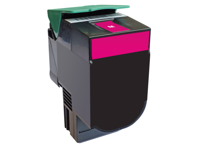 Quantore tonercartridges voor Lexmark machines