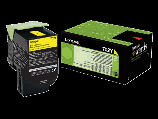 Lexmark laserprintersupplies 70-99 serie