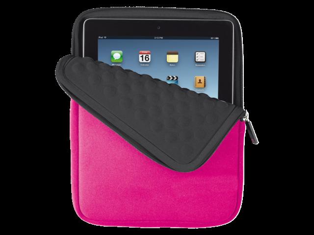 Tablethoes trust bubble 10inch tablet anti-schok roze
