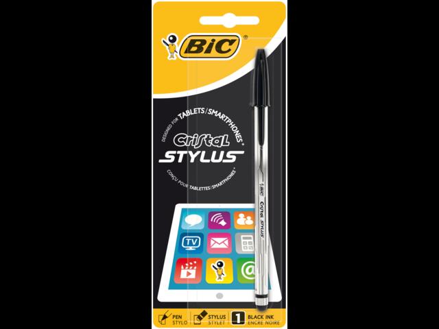 Bic balpen Cristal Stylus