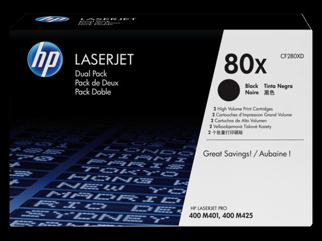 HP laserprintertoners 50-99 serie