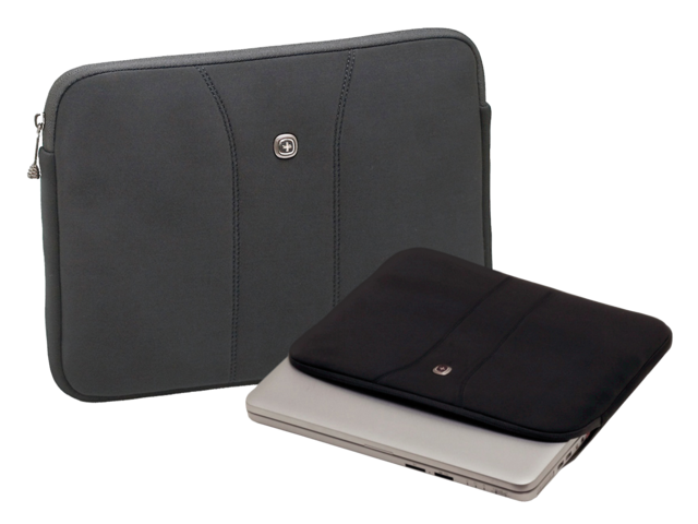 Tablettas wenger legacy 10.2inch neoprene zwart