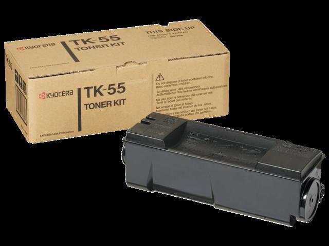Toner kyocera tk-55 zwart