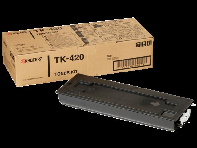 Toner kyocera tk-420 zwart