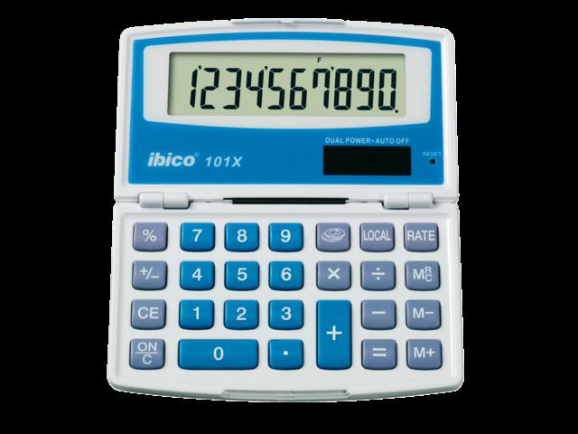 Rekenmachine ibico 101x