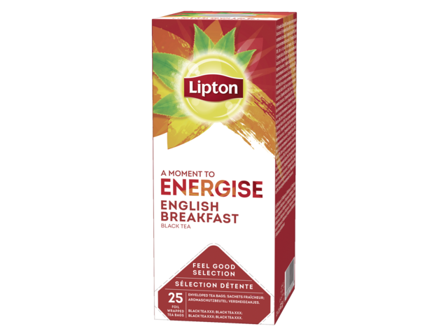 THEE LIPTON ENERGISE ENGLISH BREAKFAST 1.5GR