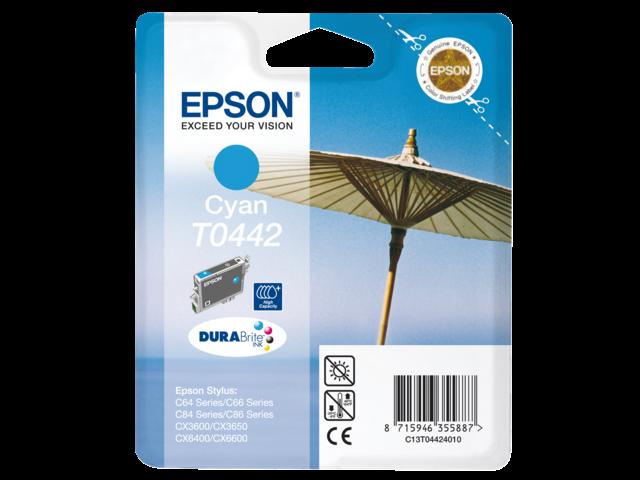 Inkcartridge epson t044240 blauw hc