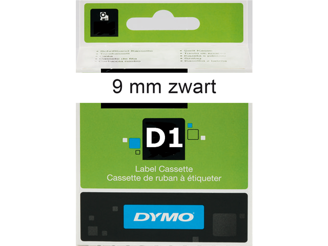 Dymo Labeltape D1