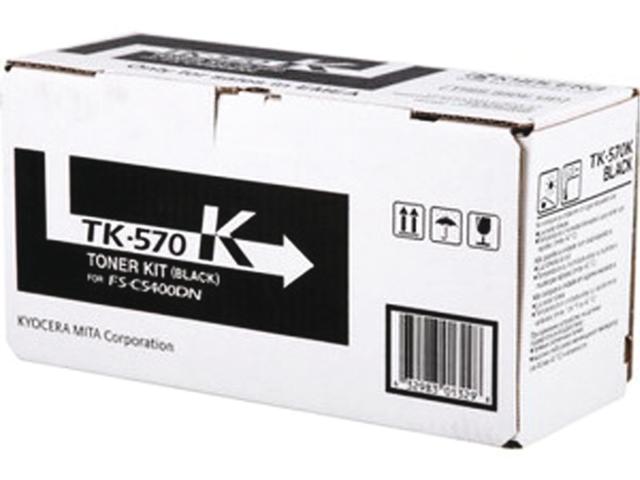 Toner kyocera tk-570k zwart