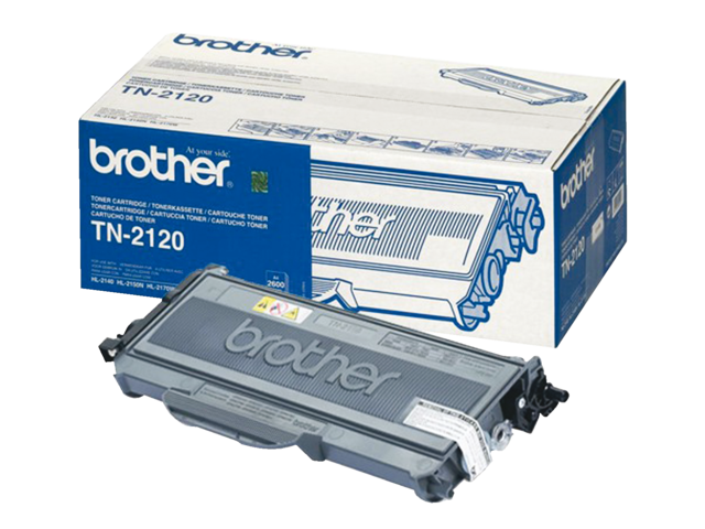 Tonercartridge brother tn-2120 zwart