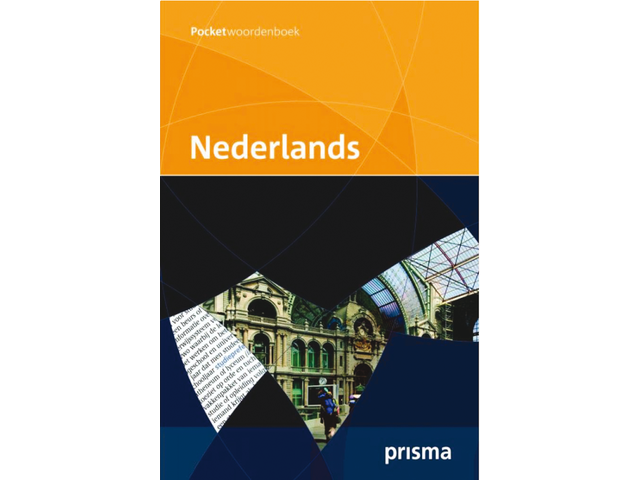 WOORDENBOEK PRISMA POCKET NEDERLANDS-BELGISCH