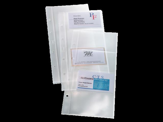 Visitekaartentassen sigel vz350 voor album vz300