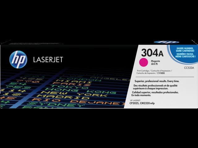 HP laserprintertoners 300 serie
