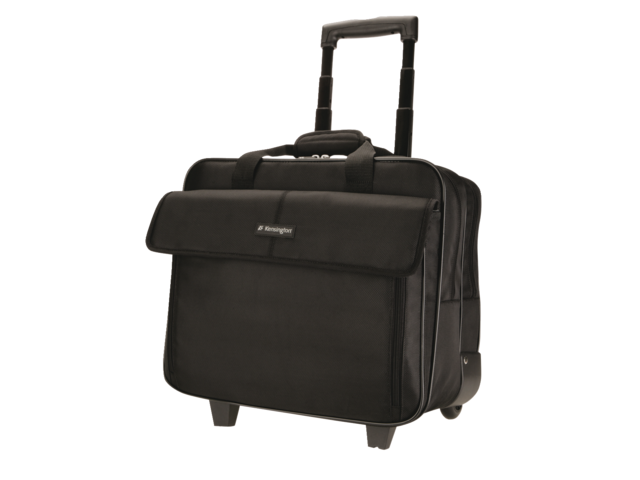 Laptop trolley kensington sp100 15.4inch zwart