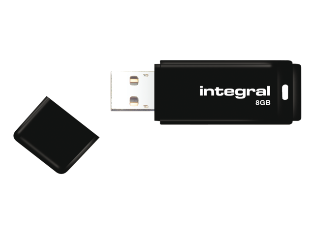 Usb-stick 2.0 integral 8gb
