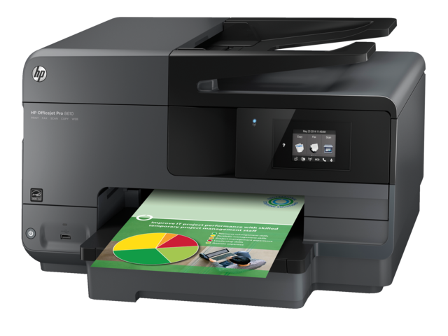 Foto: Multifunctional HP OfficeJet pro 8610E