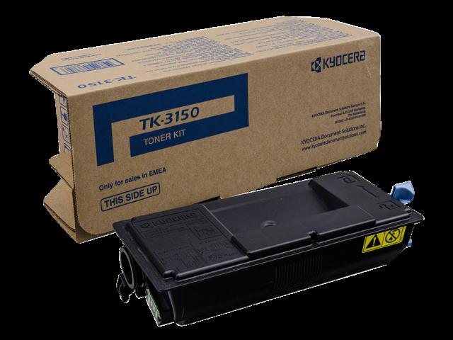 Toner kyocera tk-3150 zwart