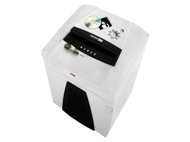 Papiervernietiger hsm securio p40 snippers 1.9x15mm + cd