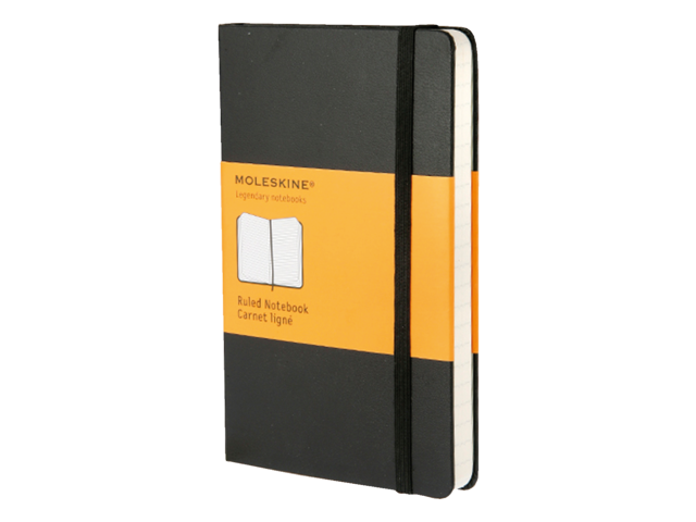 NOTITIEBOEK MOLESKINE LIJN POCKET