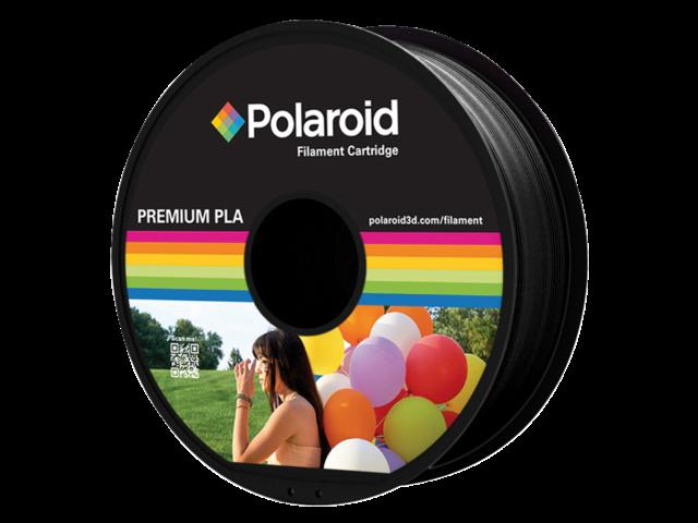 3D FILAMENT POLAROID 1.75MM PLA ZWART