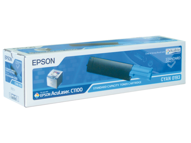 Tonercartridge epson so50193 blauw