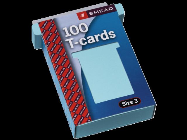 PLANBORD T-KAART A5548-36 77MM BLAUW